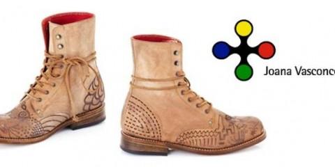 Joana Vasconcelos Green Boots