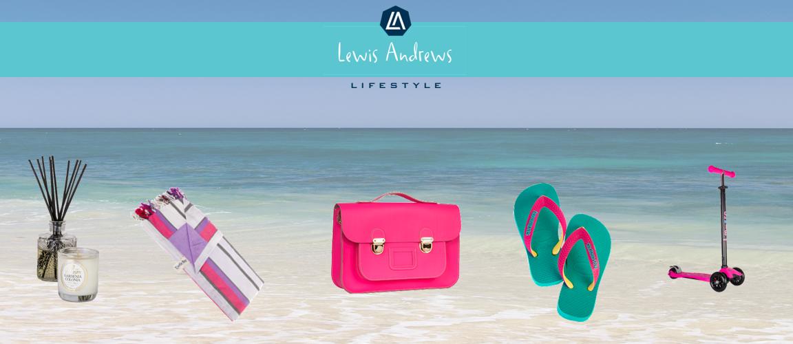 Lewis Andrews Lifestyle almancil Algarve