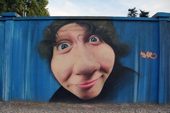 off the wall conrad algarve, ivo smile santos