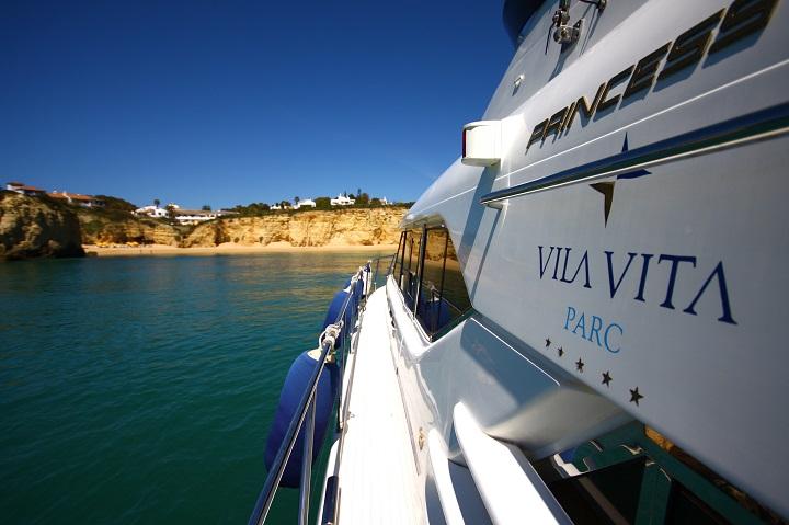 Vila Vita Parc Princess Yacht algarve portugal