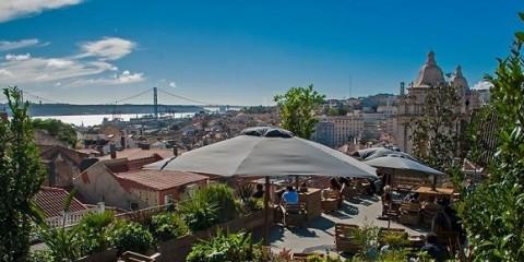 park restaurant bar terrace lisboa lisbon