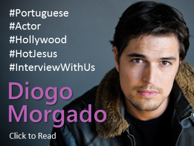 diogo morgado, portuguese actor, hot jesus, the messengers