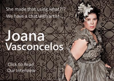 joana vasconcelos, conceptual artist, portuguese artist,