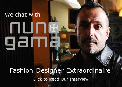 nuno gama, portuguese designer, fashion designer portugal