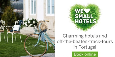 we love small hotels portugal,