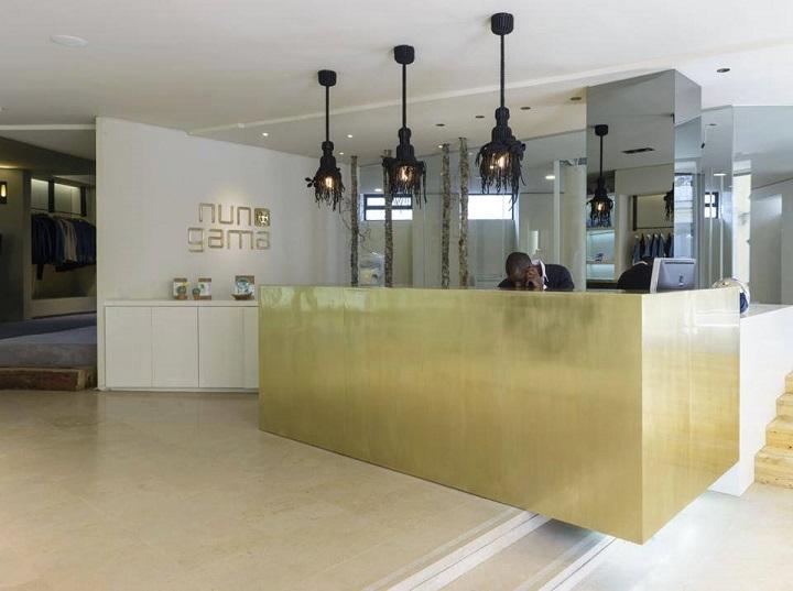 Loja Nuno Gama Lisboa, Nuno Gama Shop Lisbon, Jose Pinto Ribeiro,