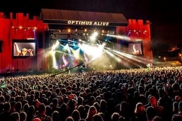 Optimus Alive 2014