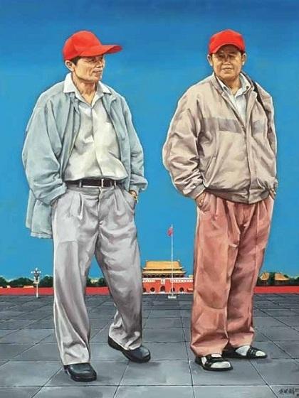 Hu Xiaogang, Chinese Cultural event artcatto conrad algarve,