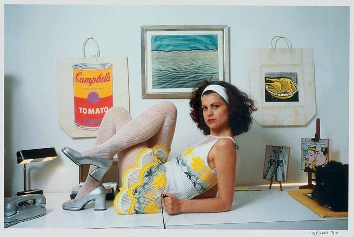 Rita Barros Fifteen Years Chelsea Hotel 2000