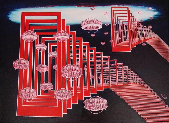 santiago ribeiro, surrealism now,