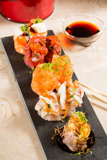 Kook Chiado - Sushi
