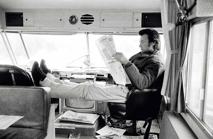 Clint Eastwood - Terry O'Neill