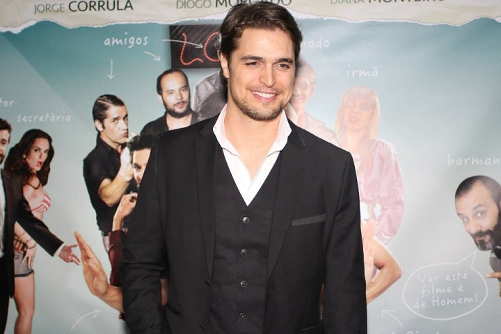 Diogo Morgado Virados do Avesso