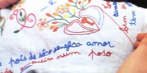 Amor Cruzados, lenços de namorados,