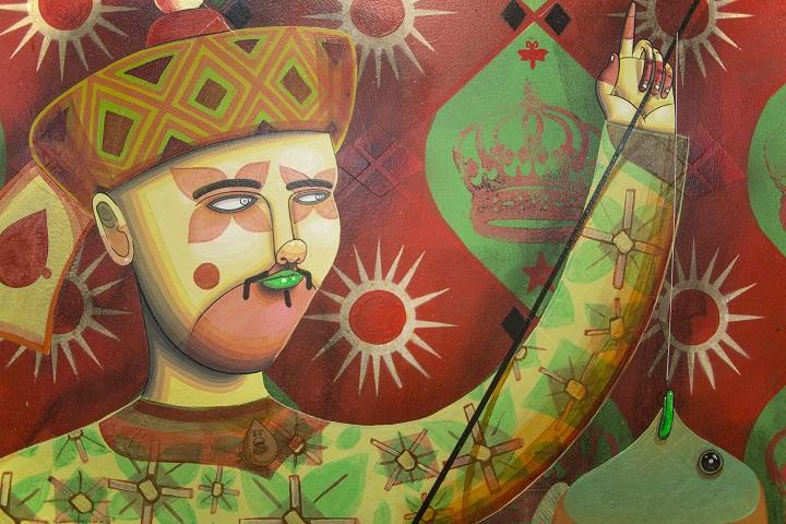 Raphael Sagarra Finok Underdogs Gallery