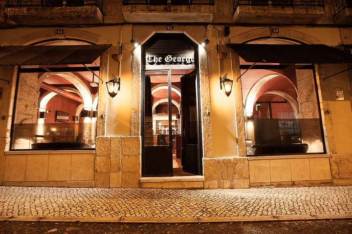 The George Pub Lisbon