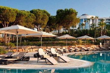 Conrad Algarve pool