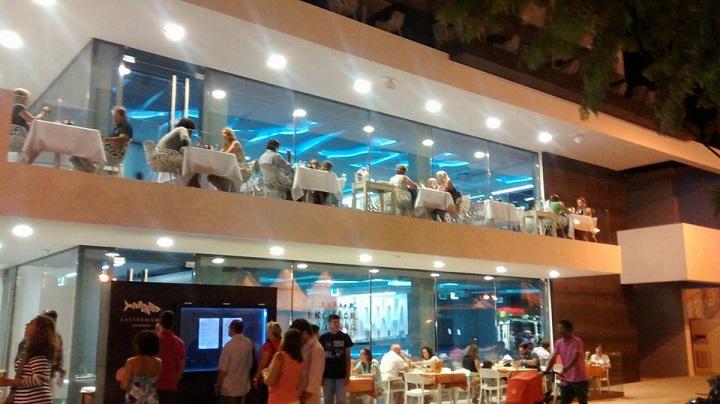 Gastronomy restaurant cabanas tavira algarve