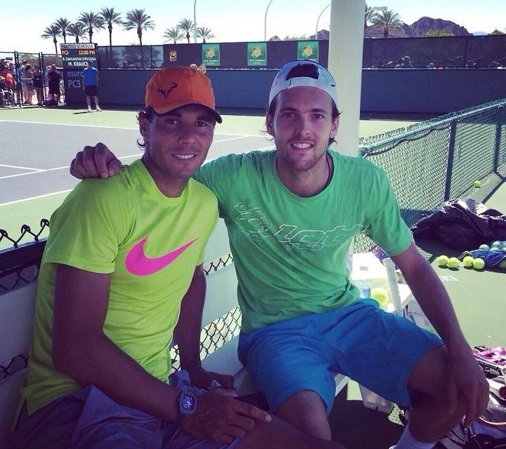 Rafael Nadal & Joao Sousa