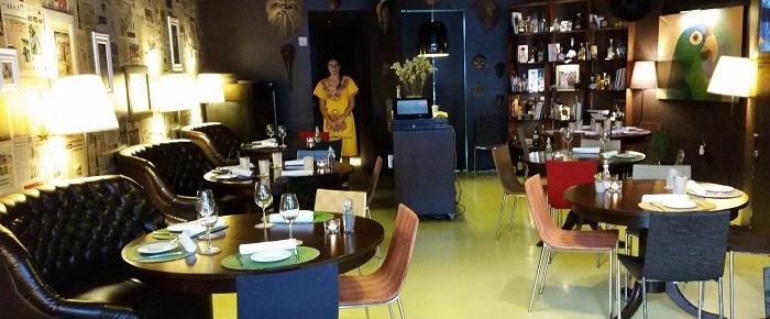 Frida Cocina Mestiza Porto