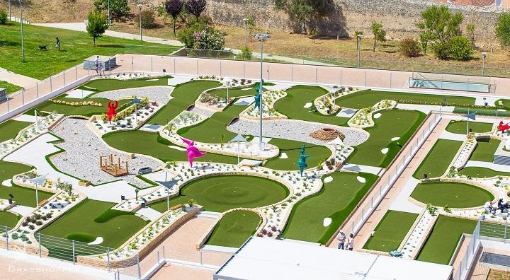 Pro Putting Garden Lagos