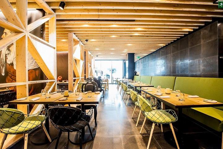 Restaurant Tabik Lisbon manuel lino bessa hotel