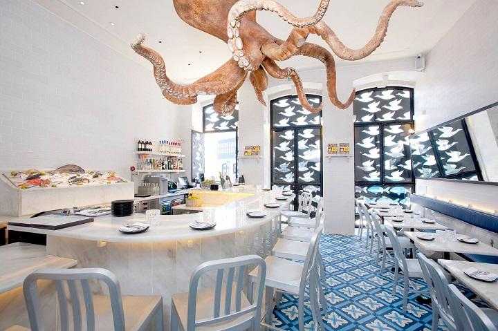 A Cevicheria Kiko Martins Lisbon Lisboa,