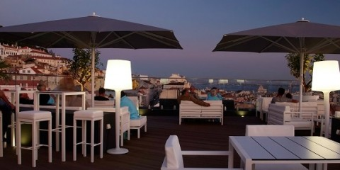 Hotel Mundial Rooftop Bar - feature
