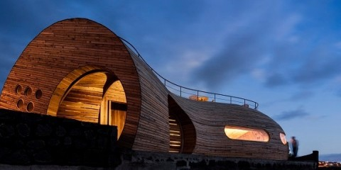 Cella Bar Azores - Photo by Fernando Guerra