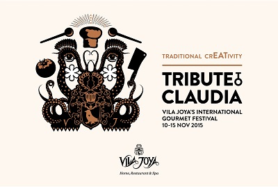 vila joya tribute to claudia, vila joya international gourmet festival,