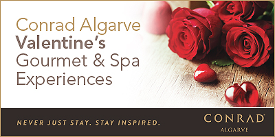conrad algarve spa special events,