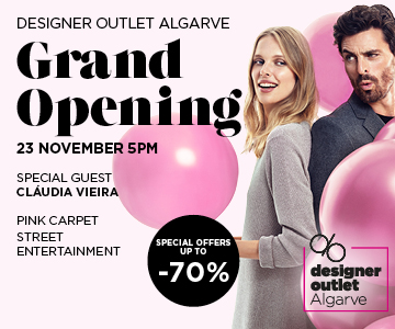 designer outlet algarve grand opening,