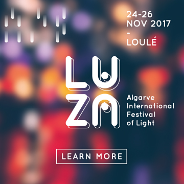 luza light festival loule algarve 2017,
