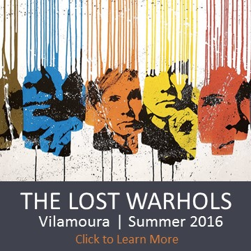 the lost warhols vilamoura karen bystedt omey projects,