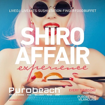 purobeach vilamoura, yoga vilamoura algarve hip cool trendy beach club, algarve pool club lounge