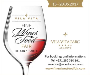 vila vita parc fine wine food fair, fine wine gourmet festival algarve,