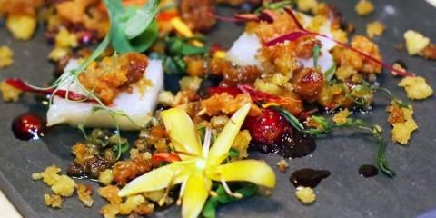 Taberna Moderna - Smoked Cod Crispy Salad