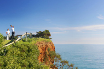 Pine Cliffs Golf Course Algarve winners cup