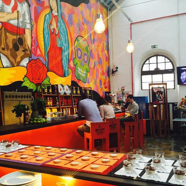 El Bulo Social Club by Chakall Lisbon