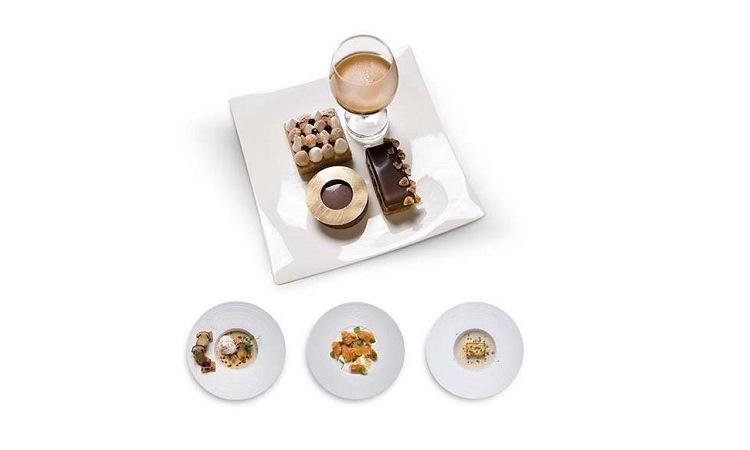 Heinz Beck Gusto Nespresso Gourmet Week