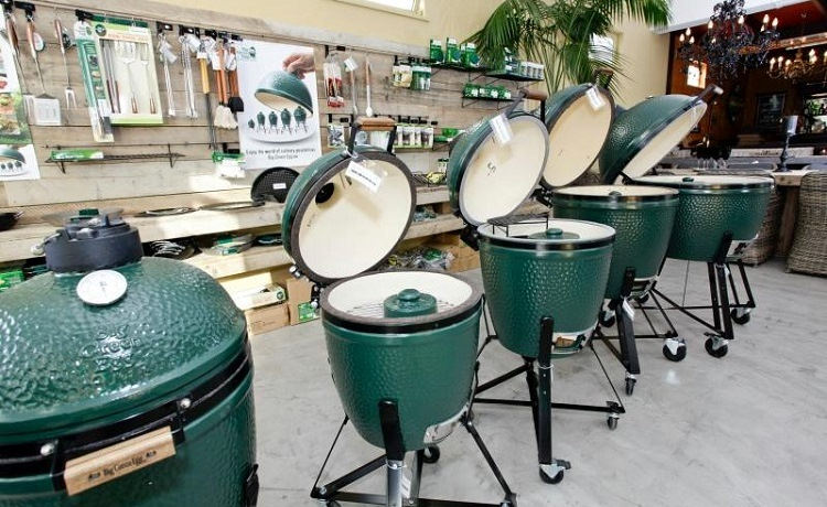 curiosa big green egg