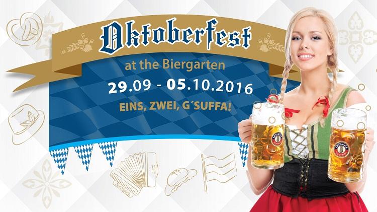 VILA VITA Biergrten Oktoberfest 2016 - feature