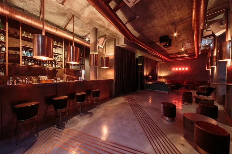 cobre bar lounge lisbon lisboa