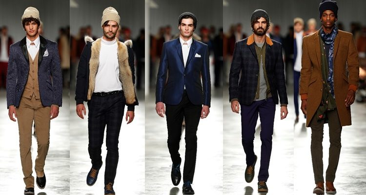 Nuno Gama Fall Winter otono inverno 2017 2018