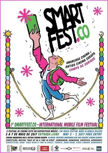 smartfest mobile smart phone film festival,