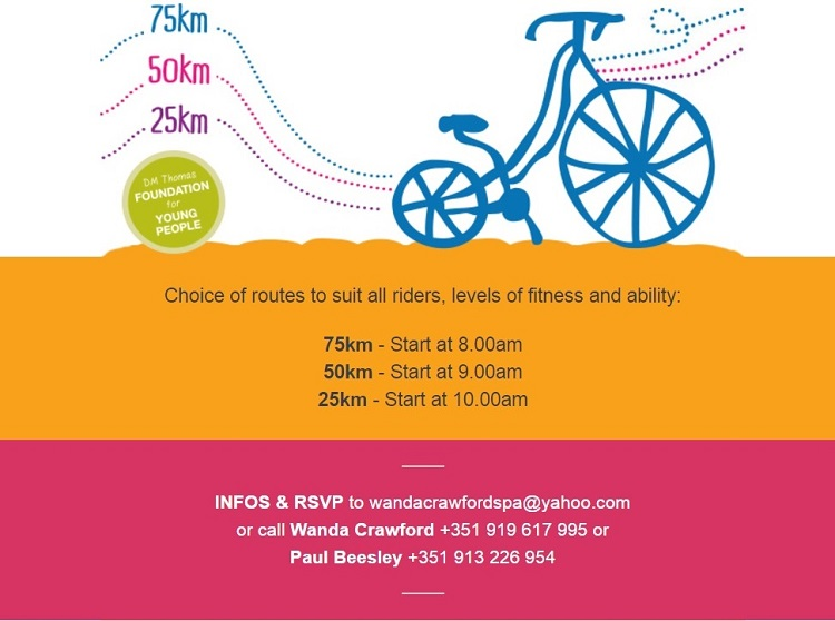 acca kids charity bike ride