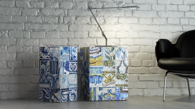 Patria Lusa, Azulejos Furniture