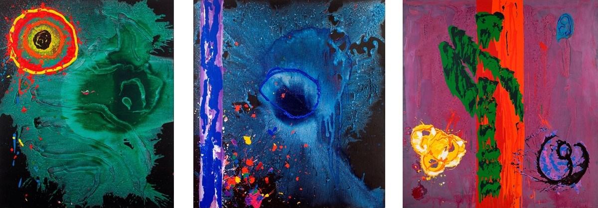 john Hoyland art catto conrad algarve 2017