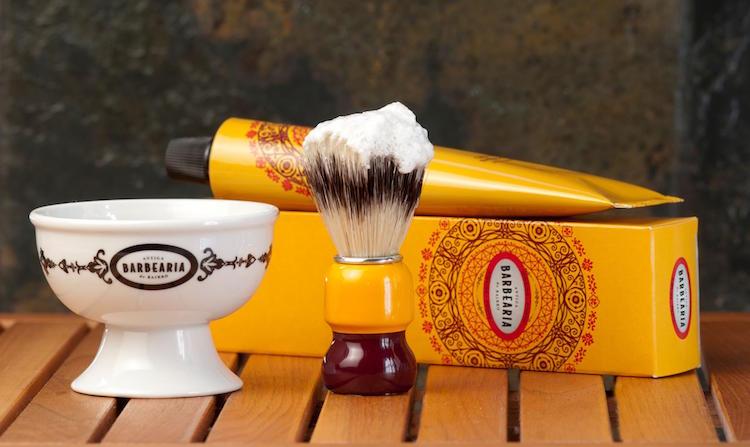 Antiga Barbearia de Bairro Chiado, mens grooming products beard,
