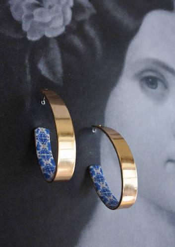 atrio tiles jewelry, azulejos jewelry, azulejos jewellery,